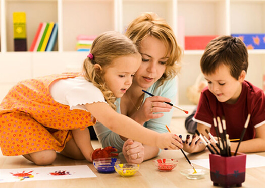 Занятия и обучение дома